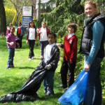 Olivet Clean-Up Day